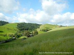 franklin hills/ridge