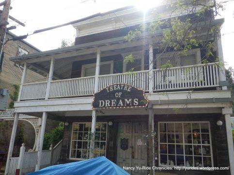 theatre of dreams