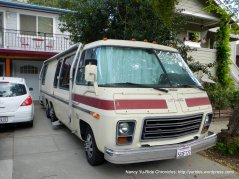old GMC RV