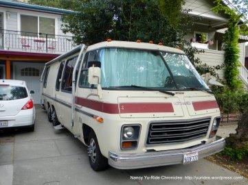 old GMC RV