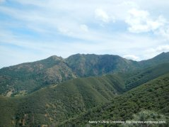 eagle peak trail-diablo view