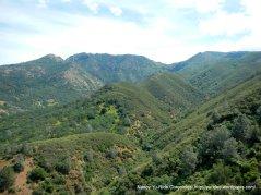 eagle peak trail view
