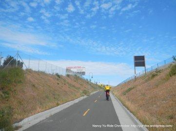 benicia-martinez bridge path