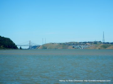 view carquinez bridge