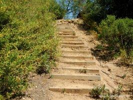 staircase trail