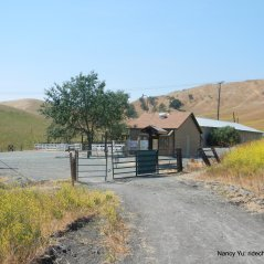 to macedo ranch staging area
