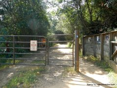 trail gate