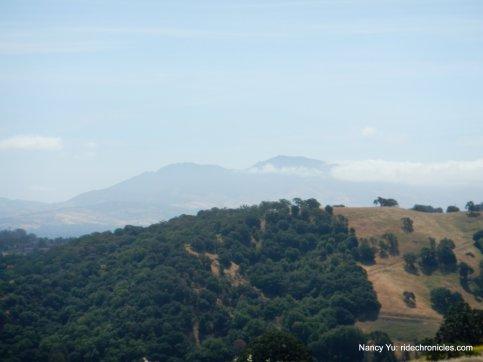 mt wanda summit views