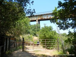 mt wanda trail gate
