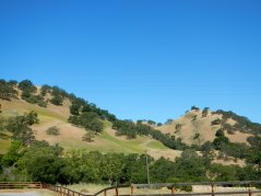 walnut creek open space hills
