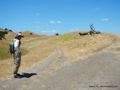 Briones Mt Diablo trail