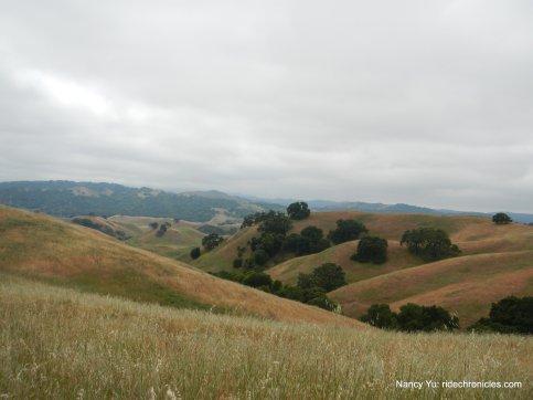 ridge top hills