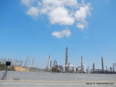 shell refinery