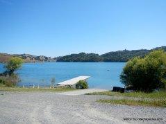briones reservoir kayak launch