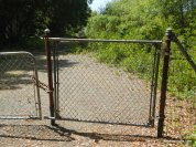 bear creek trail gate