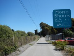multi-use trail-morro bay