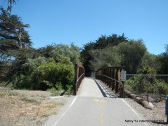 multi-use trail-morro bay