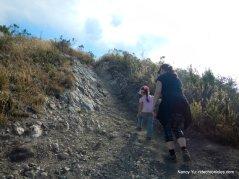 rocky slope