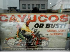 cayucos