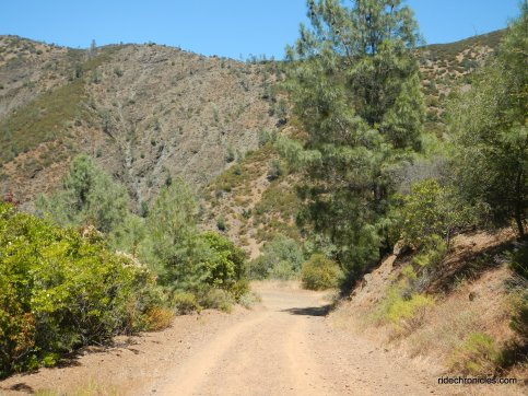 mitchell canyon rd