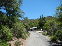 old railroad grade trail