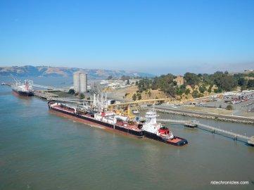 carquinez strait-bencia port