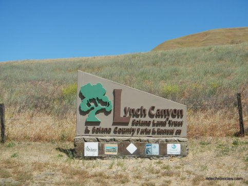 lynch canyon open space