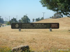 point pinole regional shoreline