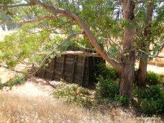 bunker remnants