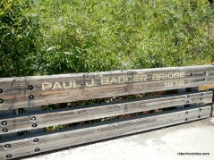 paul badger bridge