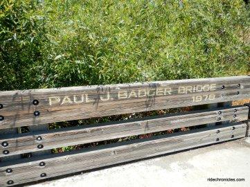 paul badger bridge