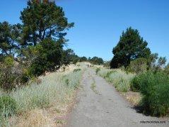climb to mulholland ridge