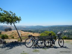 mulholland ridge picnic area