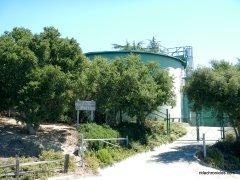 mulholland reservoirs
