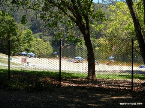 view lake anza