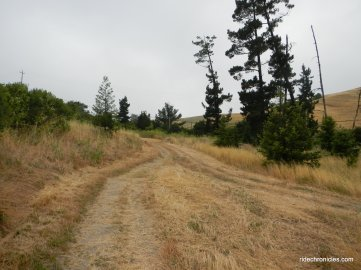 to riche loop trail