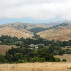 moraga valley-ridges