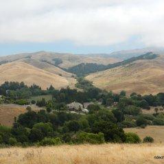 moraga valley-ridges