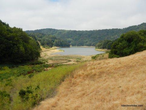 upper san leandro reservoir