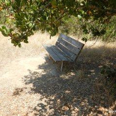 reservoir bench
