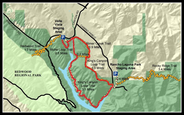 EBMUD Kings Canyon
