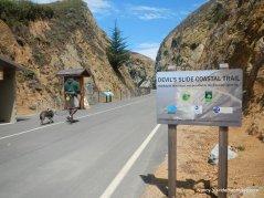 devil's slide coastal trail