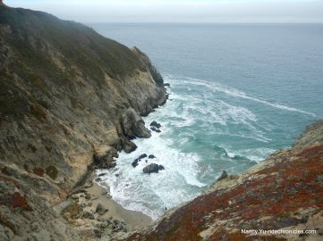 devils slide coast