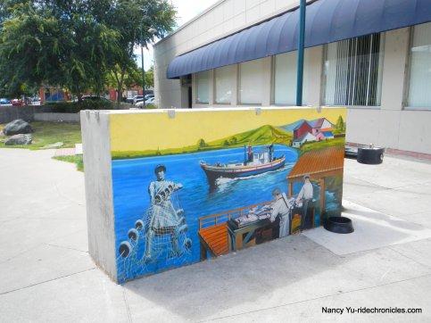 plaza murals