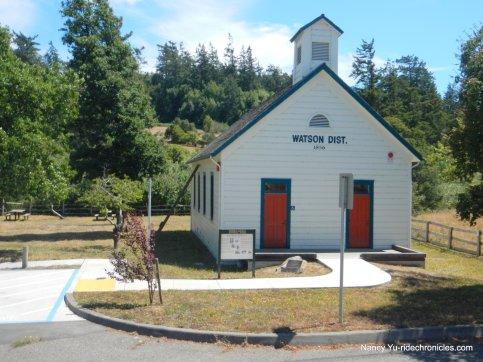 bodega hwy-watson school