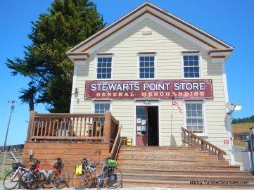 stewarts point
