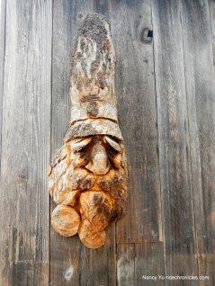 wood carved sculptures