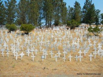 lafayette memorial cross