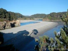 big river beach area