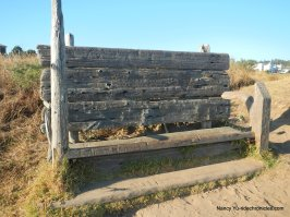 headlands bench